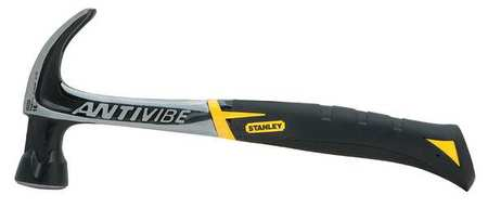 Stanley Curved Claw Hammer, Antivibe, 51-162 by Stanley