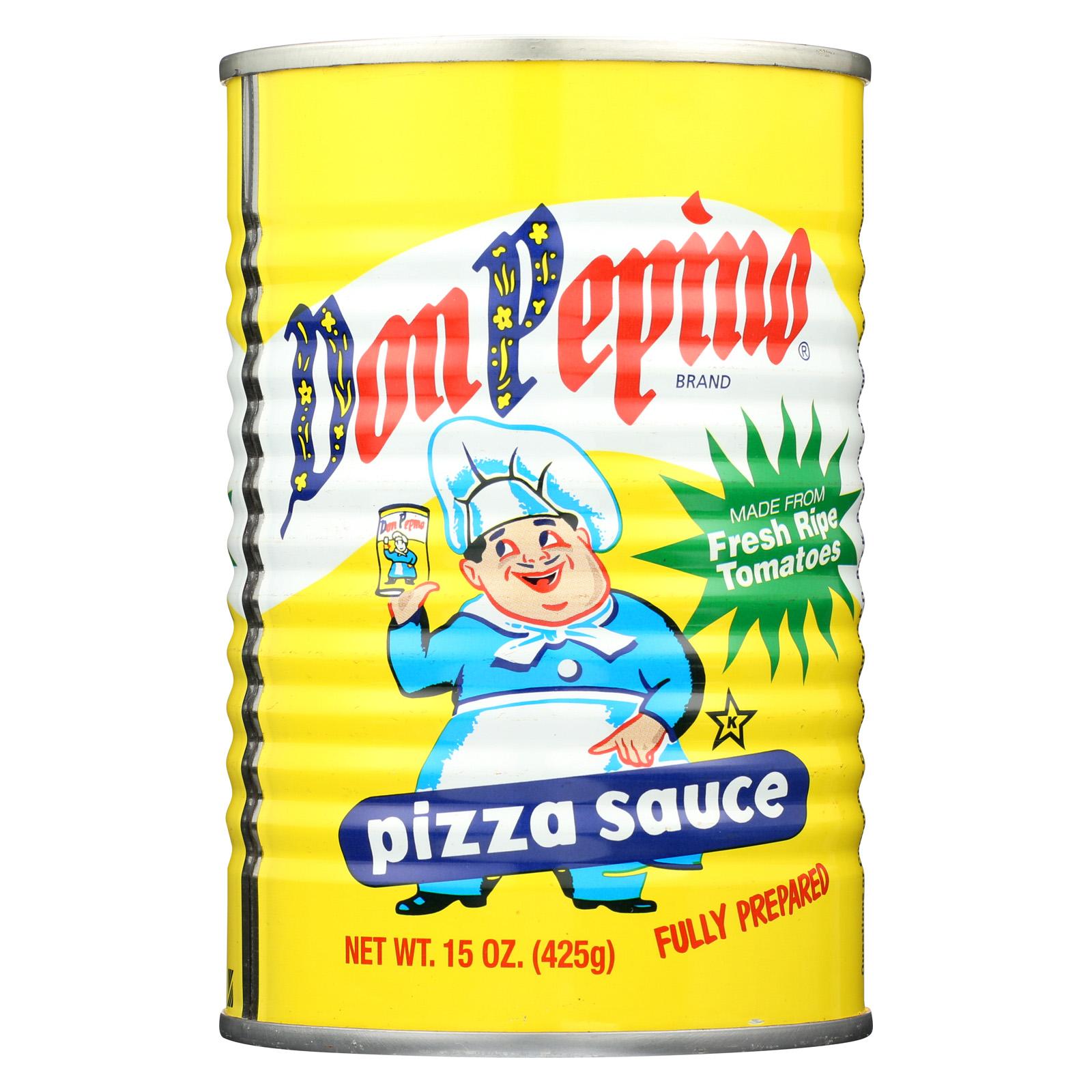 Don Pepino Fully Prepared Pizza Sauce Case of 12 15 oz. by