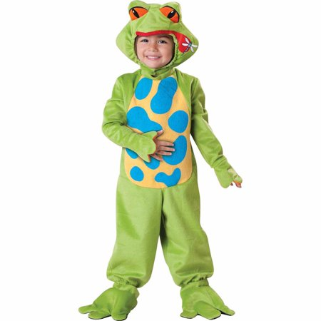 Halloween 2 Froggy (Lil' Froggy Toddler Halloween)