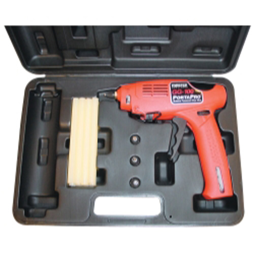 Portable Butane Glue Gun Kit by Master Appliance