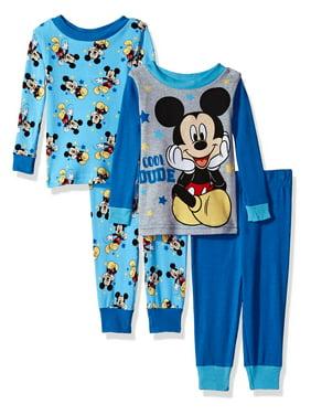 ec9d5d3ae11a Toddler Boys Character Clothing - Walmart.com