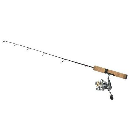 Frabill bro series 24 ultra light ice f for Ice fishing pole walmart