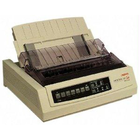 Okidata Microline 320 Turbo Printer - B/w - Dot-matrix - 240 Dpi X 216 Dpi - 9 Pin - 300