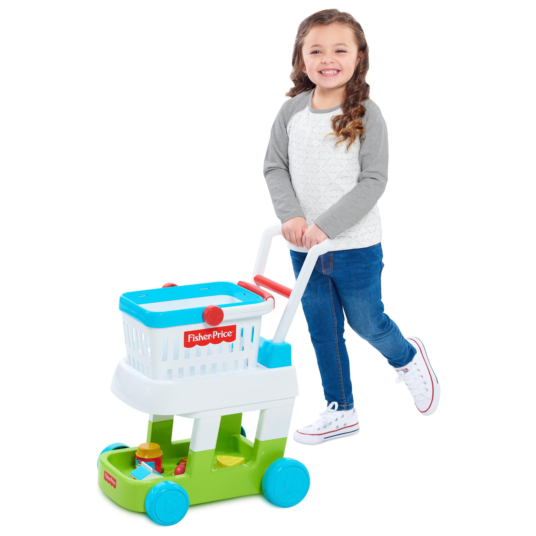 Fisher Price Shopping Cart