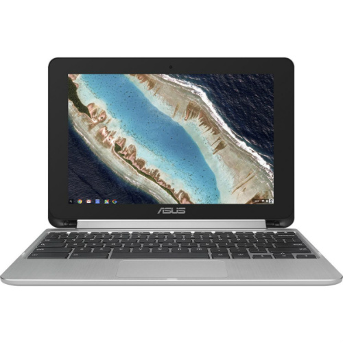"Asus Flip C101PA-DB02 10.1"" Touchscreen LCD Chromebook Flip C101PA-DB02 10.1 Inch Touchscreen LCD Chromebook"