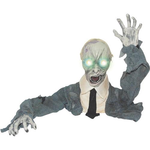 "27"" Groundbreaker Zombie Halloween Decoration"