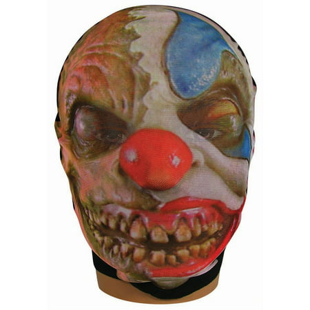 Halloween Evil Clown Sock Mask