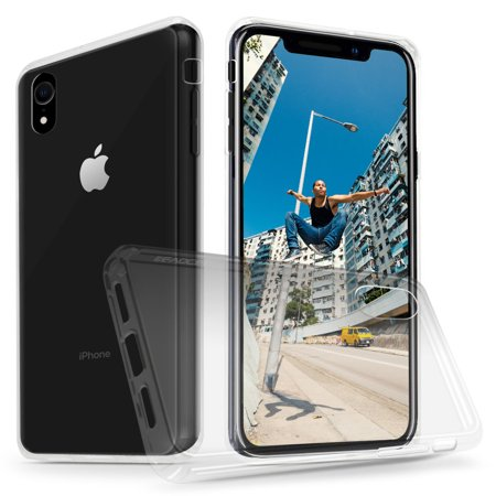 iPhone XR Case Clear Transparent Case, Evocel [Aperture Series] Phone Case for Apple iPhone XR,