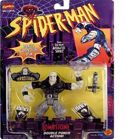 Spider-Man: The Animated Series > Tombstone Action