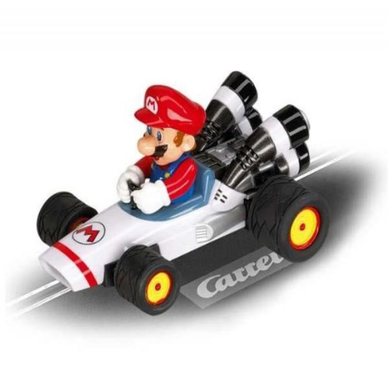Carrera Go Mariokart Ds Mario B Dasher Race CAR Toy Slot ...