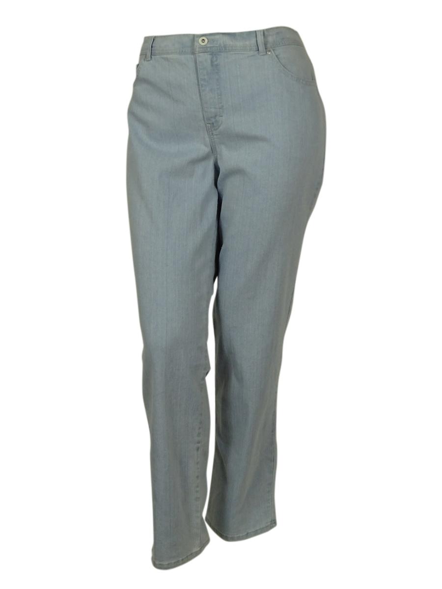 Charter Club Women's Classic Straight Leg Denim Jeans