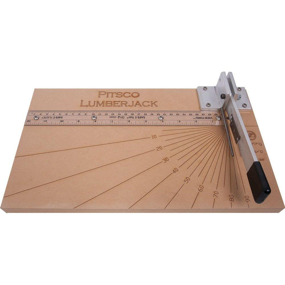 pitsco lumberjack cutting board