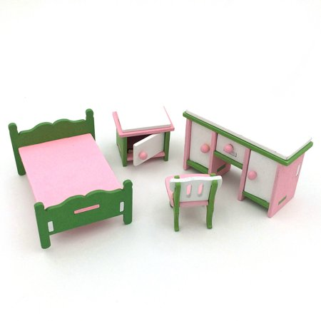 Superb Creative Wooden Simulation Furniture 3D Assembly Puzzle Set Building Construction Blocks Jigsaw Puzzle Toys Style Bedroom Uwap Interior Chair Design Uwaporg
