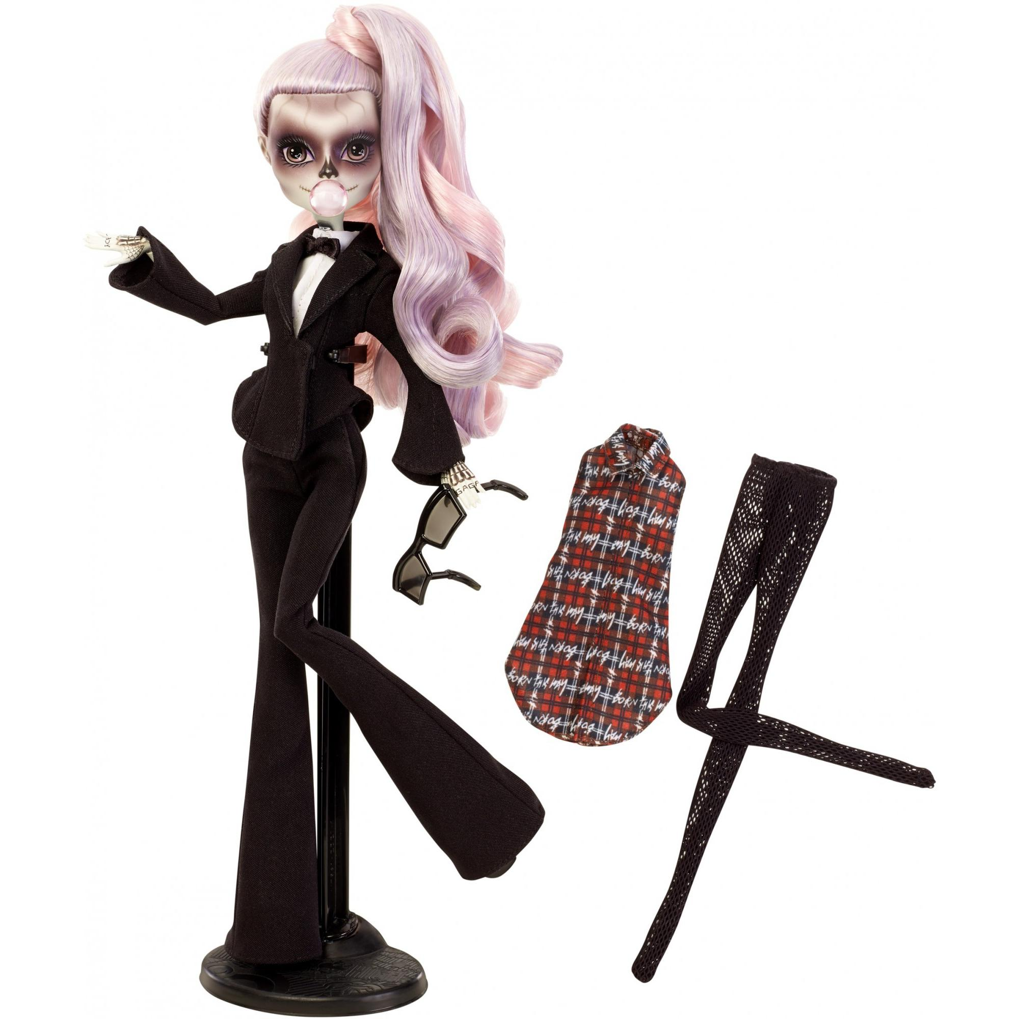 Monster High Zomby Gaga Doll by MATTEL INC.