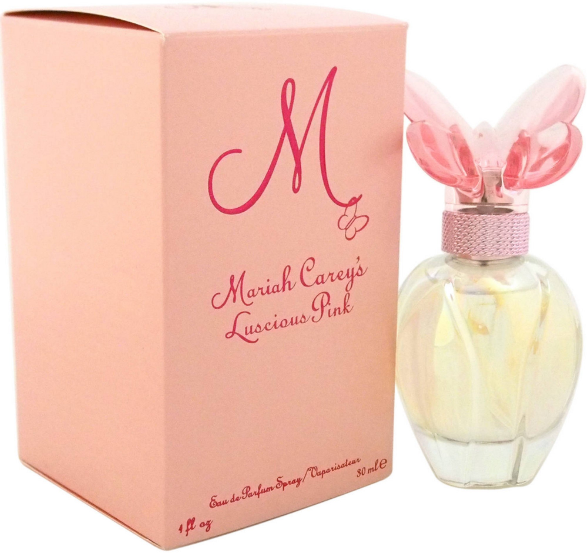 2 Pack - Luscious Pink By Mariah Carey Eau de Parfum Spray 1 oz