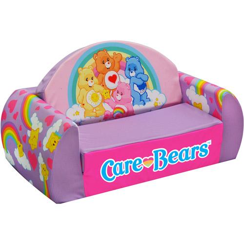 American Greetings Care Bears Rainbows Flip Sofa