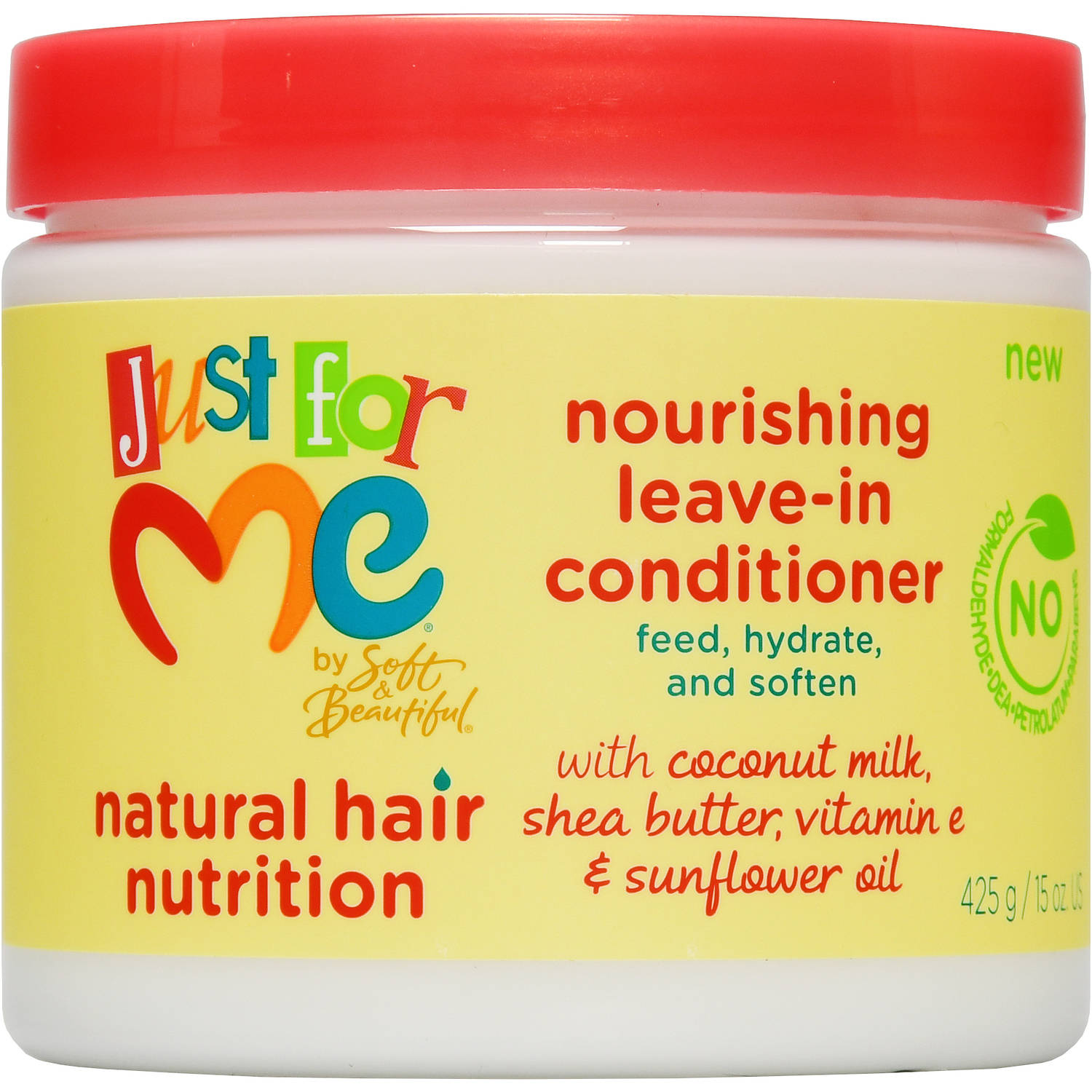 Just For Me Jfm Nourishing Leave-in