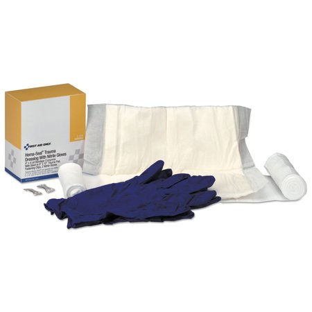 Refill for SmartCompliance General Business Cabinet, (1) Box of Trauma Dressing