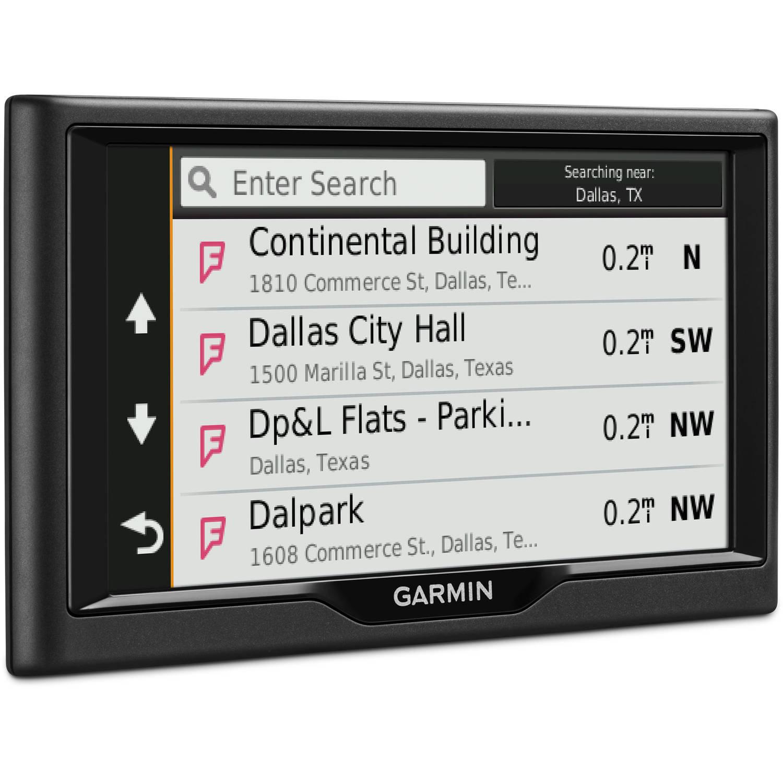 Garmin Nuvi LM Dedicated GPS Walmartcom - Free us map for garmin nuvi 55