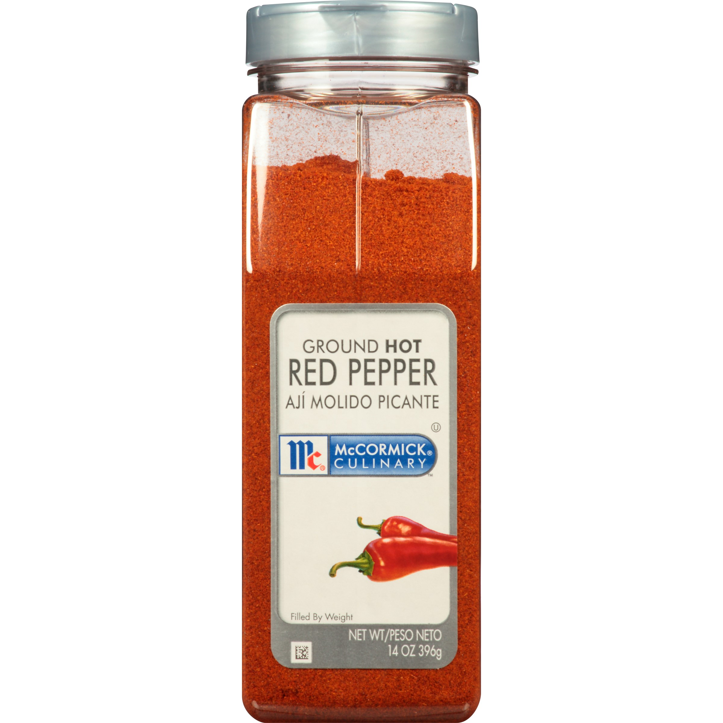 McCormick Culinary Ground Hot Red Pepper, 14 Oz