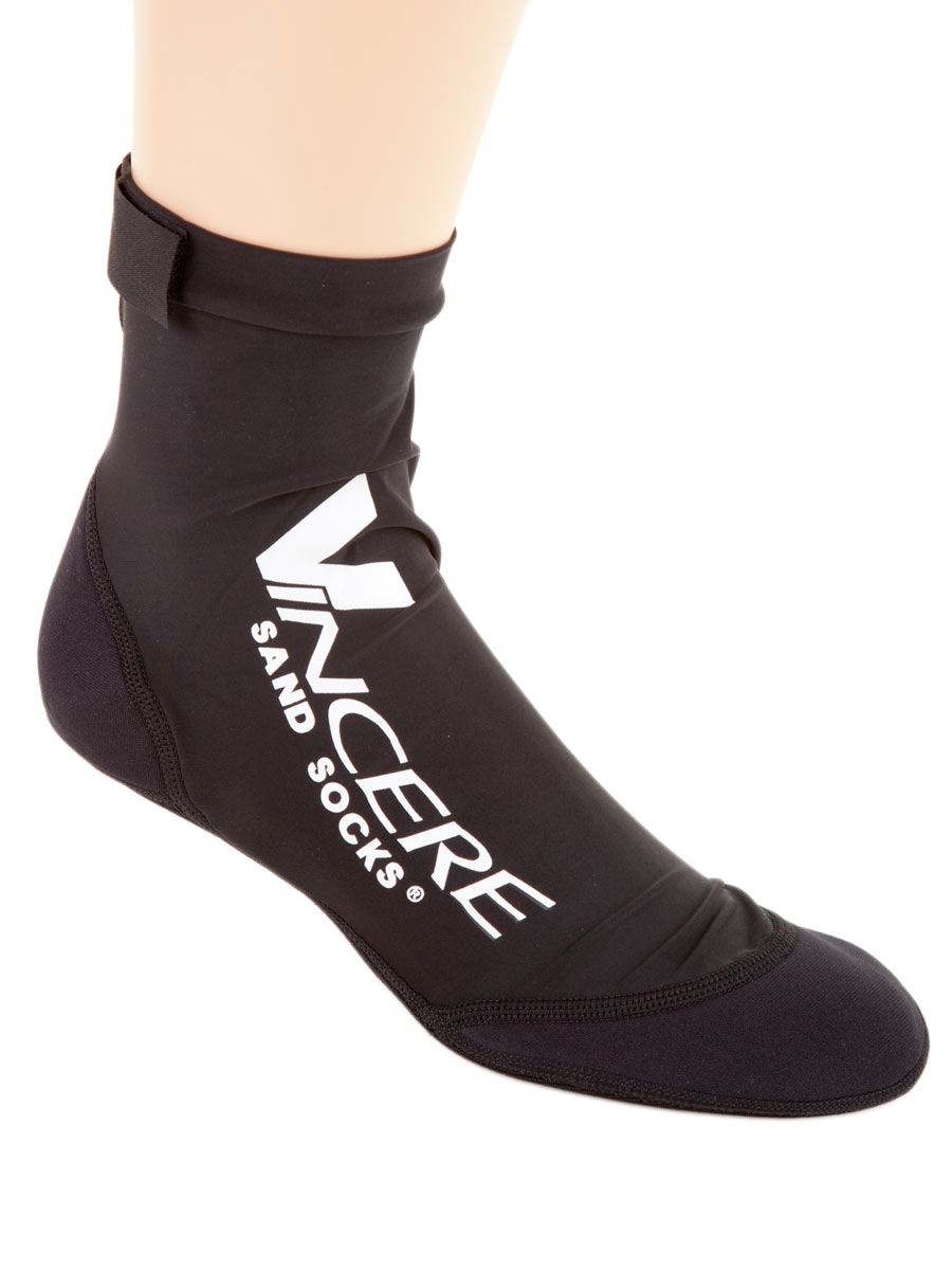 Vincere Sand Socks for Snorkeling, Beach Soccer, Sand Volleyball