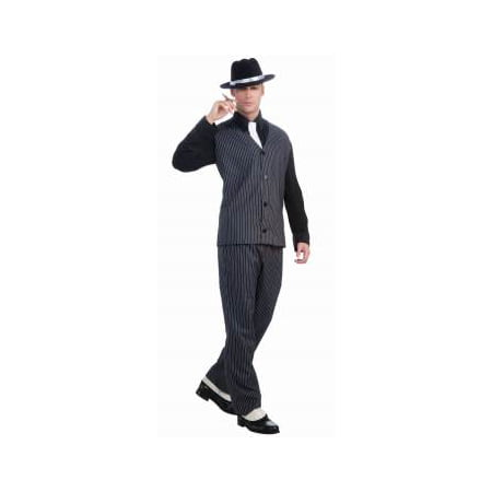 Dead Gangster Halloween Costumes (Mens 20's Gangster Halloween)