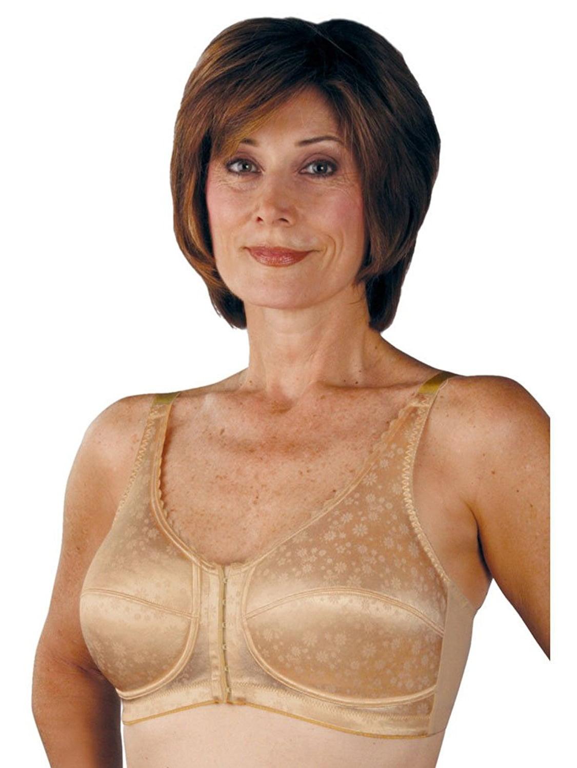 0c348974375 Classique post mastectomy front back closure bra a nude jpg 1125x1499 34a  bra