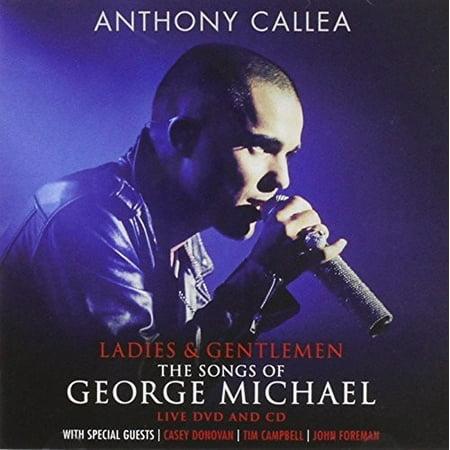 Ladies & Gentlemen: Songs Of George Michael (CD+DVD PAL/Region 0)](Super Easy Halloween Songs)