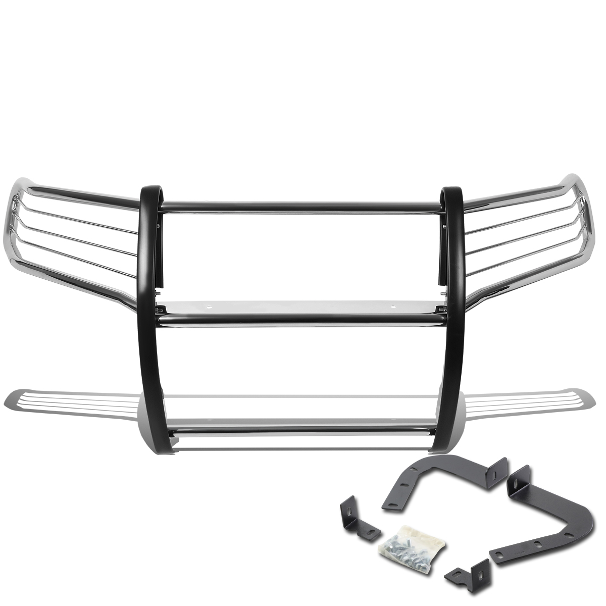 For 11-16 Jeep Grand Cherokee WK2 Front Bumper Protector ...