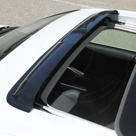 Fit Nissan Moon Roof Visor Moonroof / Sunroof Sun Vent Bug Deflector Rain Guard For 200SX 240SX 350Z Altima Altra EV Axx - Hd Sunroof Deflector