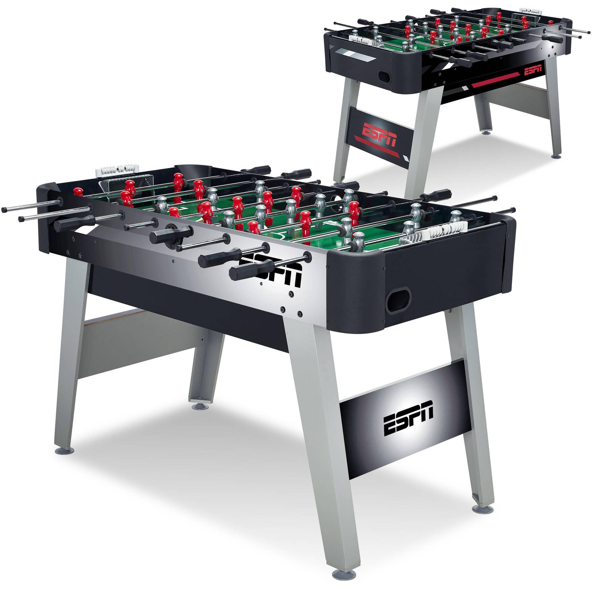 ESPN Foosball Table Walmartcom - Foosball table light