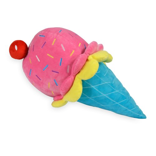 Zoomie Kids Jaheim Candy Ice Cream Throw Pillow