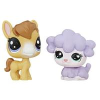 Littlest Pet Shop Mini 2-Pack (lamb/donkey)