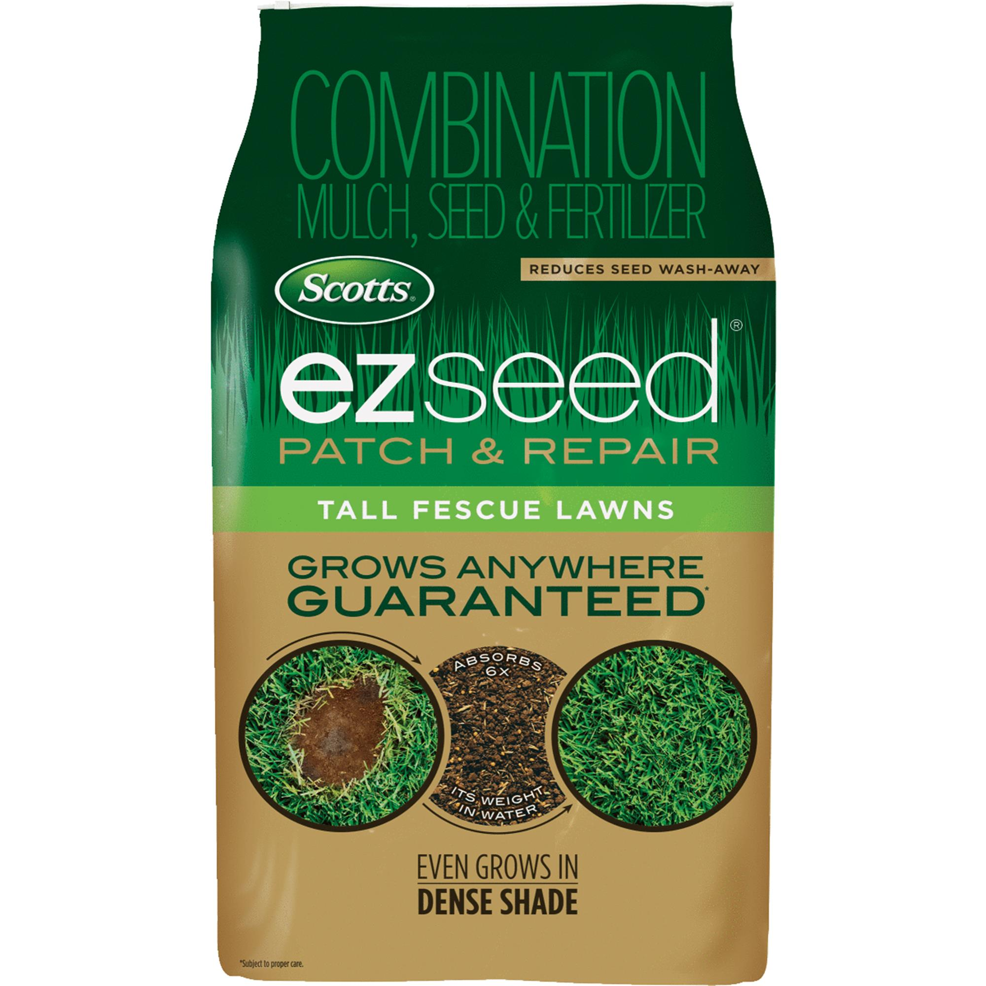 Scotts EZ Seed Tall Fescue Grass Patch & Repair