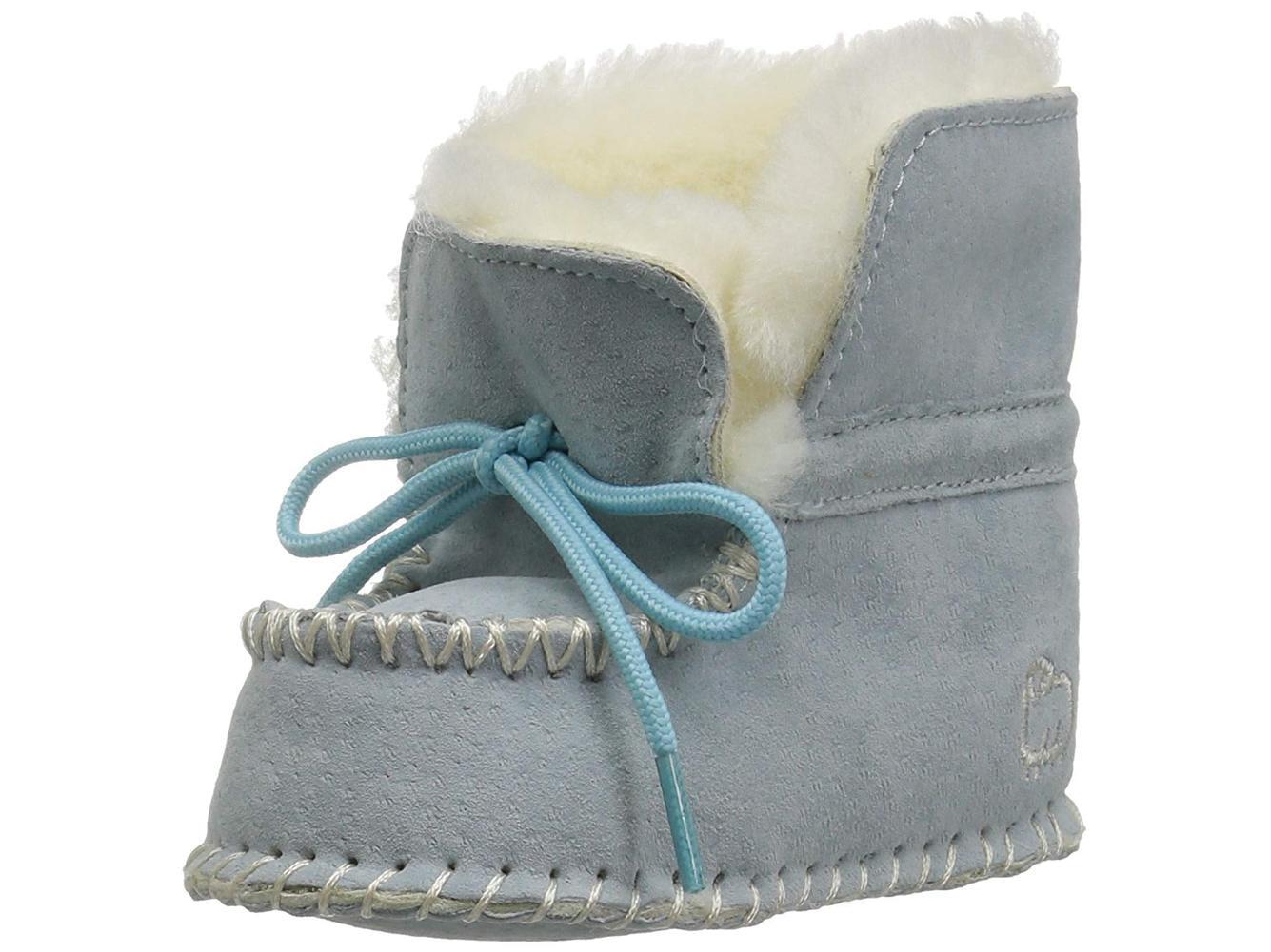 97655b458 Lamo Baby Wool Lined Slip On Moccasin