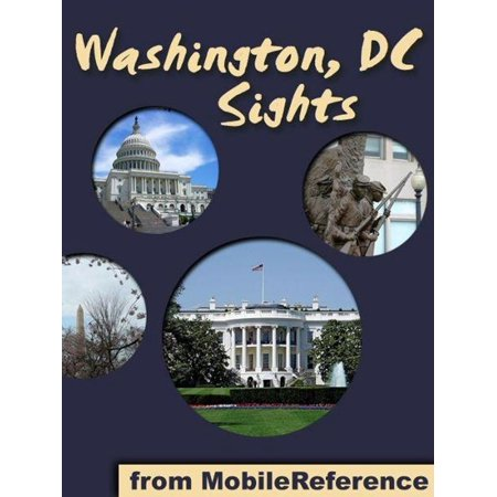 Washington DC Sights (Mobi Sights) - eBook (Best Sights In Washington Dc)