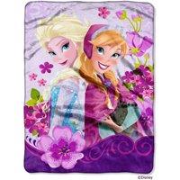 "Disney Frozen Celebrate Love 46"" x 60"" Micro Raschel Throw"