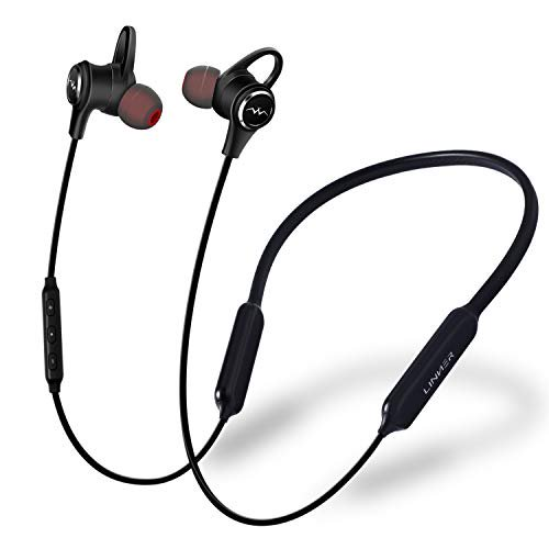 Linner Active Noise Cancelling Headphones Earbuds Wireless Bluetooth Earbuds Extra Bass Noise Cancelling Earphones With Mic Walmart Com Walmart Com