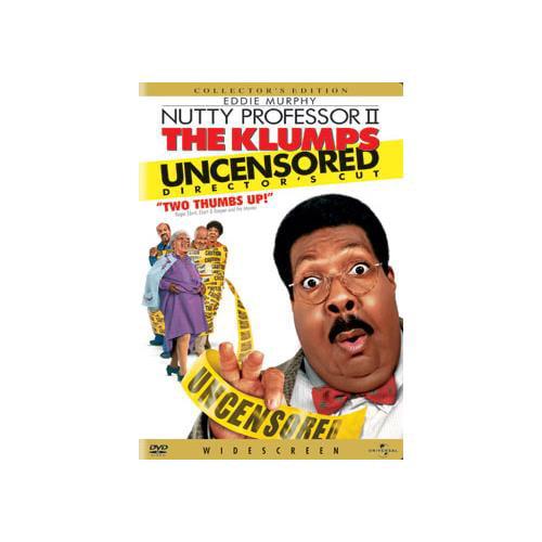 NUTTY PROFESSOR II-KLUMPS (DVD) (UNCENSORED)