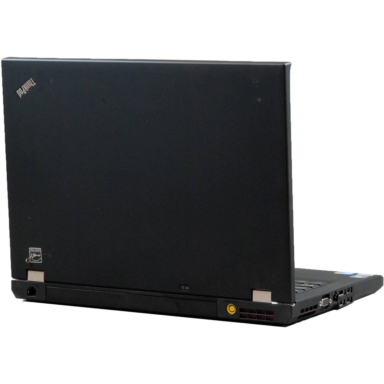 "Refurbished Lenovo Black 14.1"" T410 Laptop PC with Intel Core i5 Processor and Windows 7 Professional"