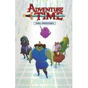 Adventure Time Original Graphic Novel Vol. 2: Pixel Princesses - eBook