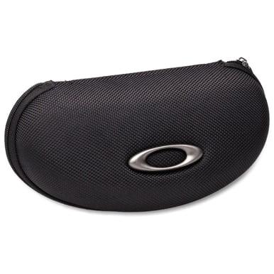 Oakley Half Jacket / Flak Jacket Sport Soft Vault Storage Sunglasses Case - Black (Half Jacket Xlj Ersatzgläser)