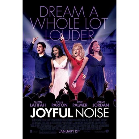 Joyful Noise (2012) 11x17 Movie - Halloween Noises Soundboard