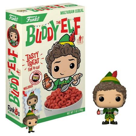 Elf Stuffed Animal (FunkO's Buddy the Elf Breakfast)