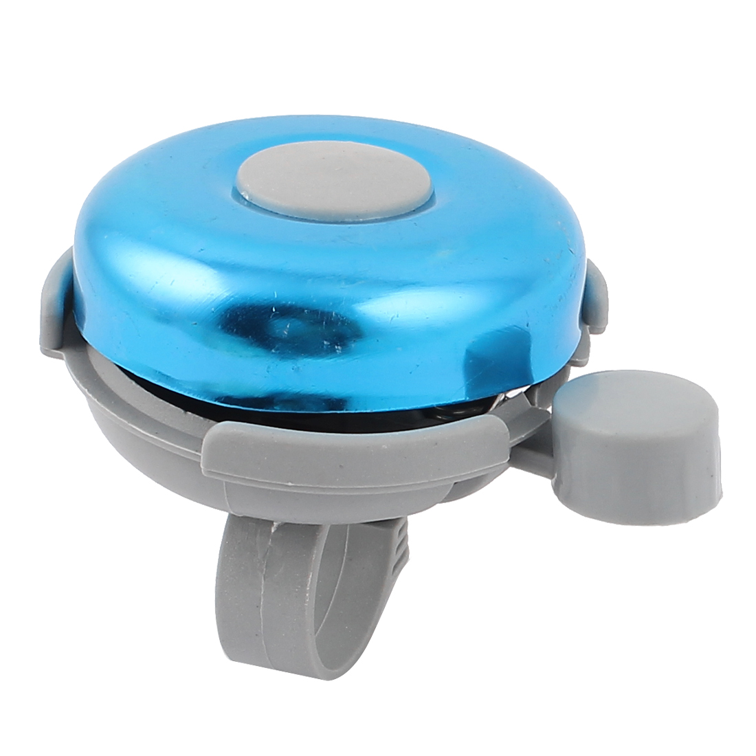 Bicycle Bike Loud Horn Alarm Bell Ring 22mm Handlebar Dia Gray Blue