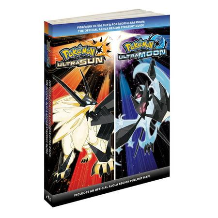 Pokémon Ultra Sun & Pokémon Ultra Moon : The Official Alola Region Strategy - Sun And Moon Craft Kits