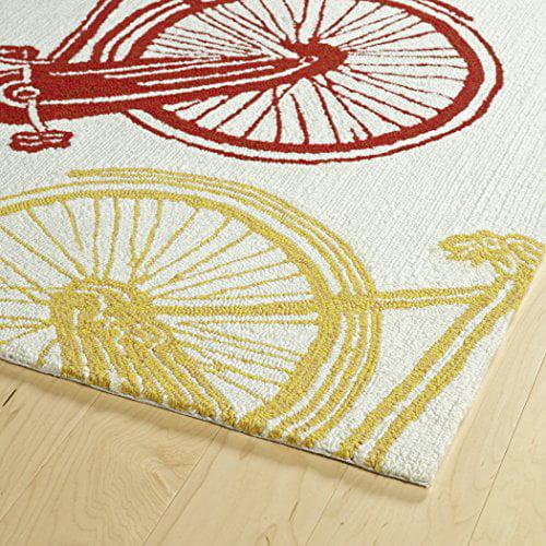 Kaleen Rugs Sea Isle Collection SEA07-86 Multi Handmade 2' x 3' Rug