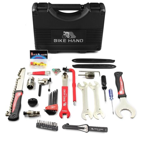 BIKEHAND 18 Piece Bike Bicycle Repair Tool Kit