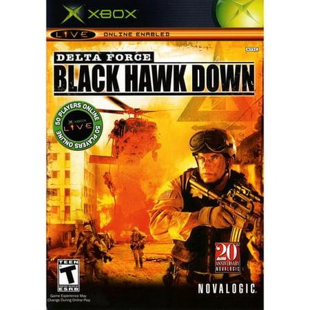 Delta Force: Black Hawk Down (Delta Force Black Hawk Down Team Sabre Update)