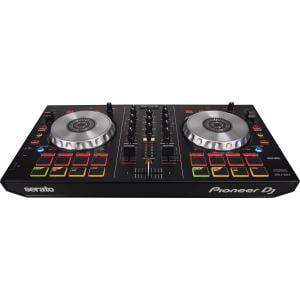 PORTABLE DJ CONTROLLER 2CH CONTROLLER FOR SERATO